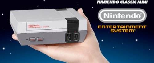 任天堂:NES经典Mini主机4月底在北美停产