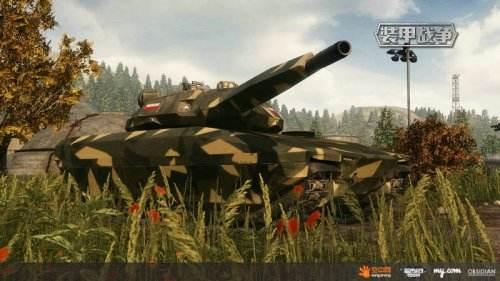 钢铁交锋奖励不停 《装甲战争》BW3测试将到来