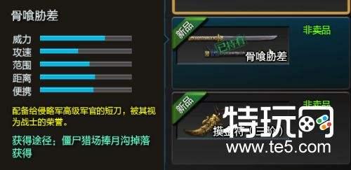 逆战4月新版本爆料:掉落武器详细介绍