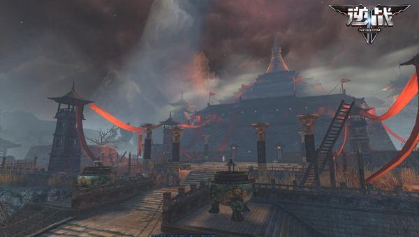 逆战4月25日更新 全新僵尸猎场先睹为快
