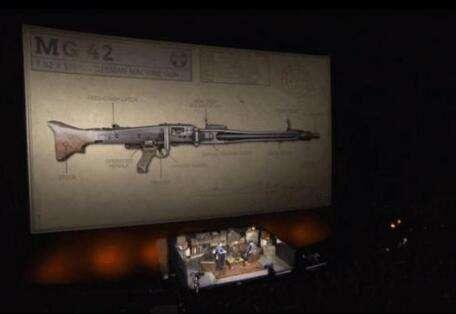 《使命召唤:二战》预告的隐藏内容你看懂了吗?