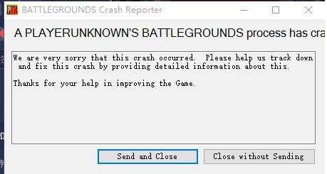 绝地求生游戏崩溃怎么办 进游戏闪退办法