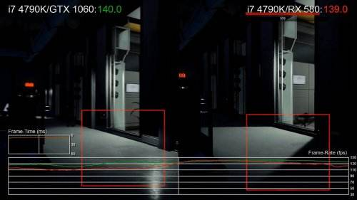 《掠食》全平台画面对比 为PC而生的作品