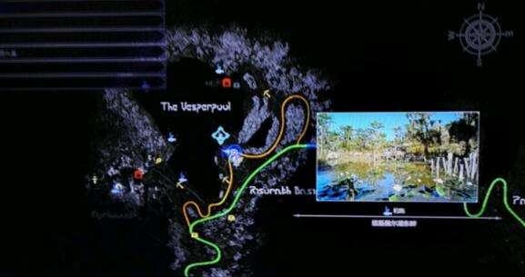 最终幻想15维斯佩尔湖隐藏钓点位置大全