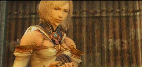 《最终幻想12:黄道时代》全新截图展示