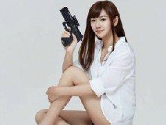 LOL女主播小苍cos皮城女警 网友评论亮了