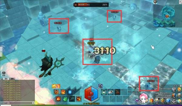 《冒险岛2》50级冒险副本:冰封神殿新手攻略