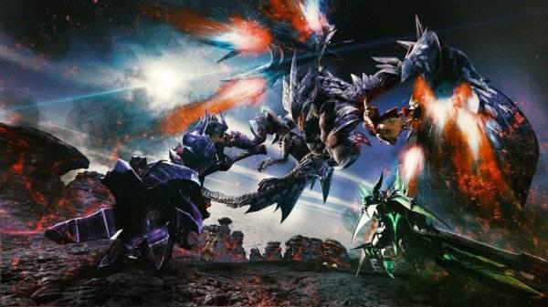 除了NS版《怪物猎人XX》 卡普空还有新作要公布