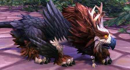 7.2猎人专属飞行宠物 需兽王神器达到巅峰1