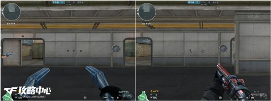 CF手枪界的奇葩 副武器中的散弹枪双管猎枪
