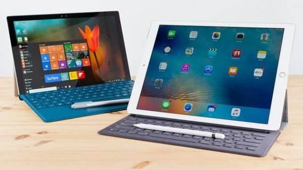 苹果不行?微软高管放言:iPad Pro抄袭Surface