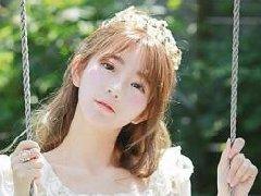 小公主又来了 韩国第一美少女yurisa晒新照