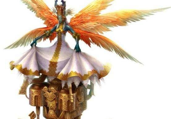 最终幻想12黄道年代召唤兽介绍图鉴资料