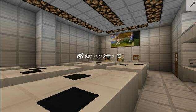 有人在《我的世界》里建了一座小米之家