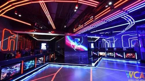 WCA2017电竞城市挑战赛云南赛区正式开赛