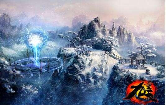 游戏推荐:玄幻与古典并存的网游《九重天》