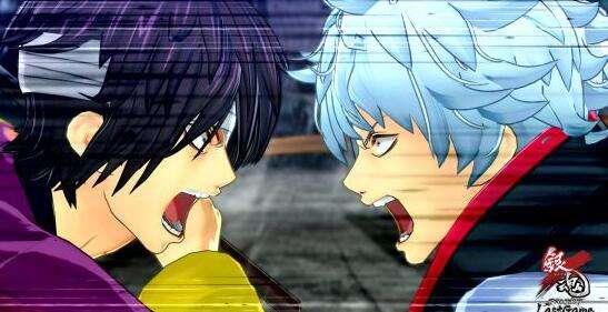 PS4《银魂》动作游戏中文版确认 曝宣传片