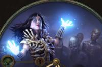 3.0新手BD不二选择 女巫传统死灵召唤流