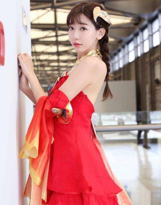 小林志玲COS大乔 网友:这绝对是最美的