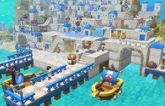冒险岛2系列玩家体验 萌燃心动的方块世界