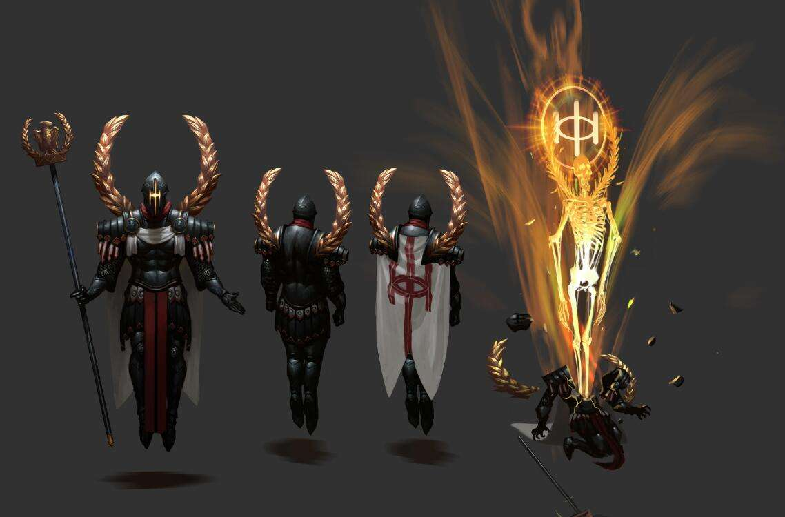 3.0新增剧情BOSS预览 重新苏醒的众神