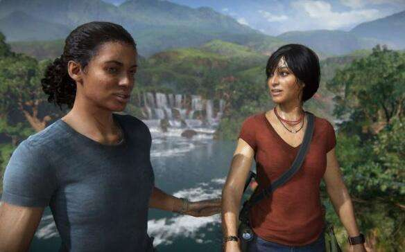 《神秘海域:失落遗产》:两个女人一台好戏