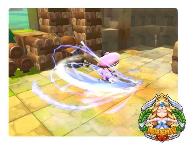 冒险岛2骑士PVE玩法MT向加点 大神操作手法分享!
