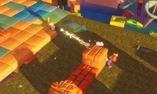 《马里奥疯兔》评测:育碧和任天堂的经典合作