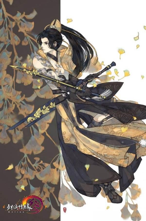 剑网3庆生八周年 有爱玩家高质量同人贺图赏