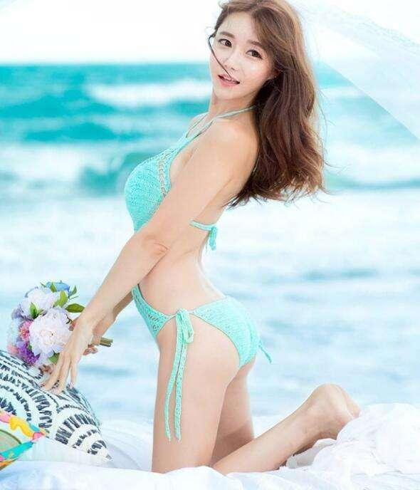 韩国女主播崔瑟琪回国发展 最后来一波美图