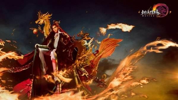 同人话题50亿阅读 《剑网3》八周年大赛视频总结