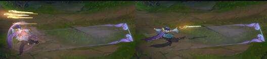 《LOL》仙侠皮肤正式曝光 剑姬风女御剑飞行