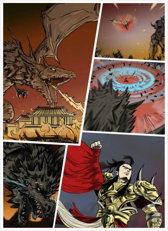《天之禁2》新御灵来袭 激萌宠物战狼2画师亲作