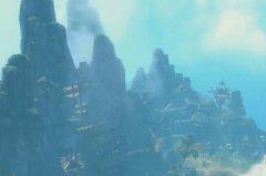 原来还有这样的景色!剑灵御龙林隐藏风景欣赏