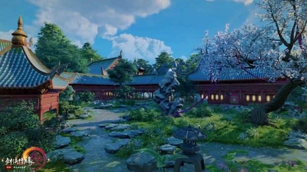 《剑网3》重制版9月30日首测 预约专题今日上线
