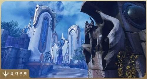 地狱悟空登场《虚幻争霸》万圣节黑雾统治奥罗拉