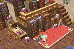冒险岛2图书馆成就 揭秘冒险故事书里的秘密