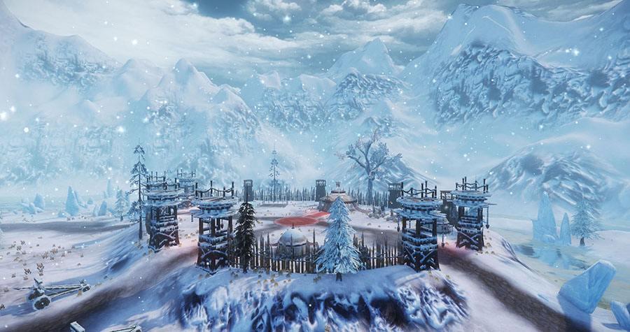 黄沙百战穿金甲 3D国战在《擒王》