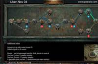 11月4日终极迷宫地图 最短9房间可6钥匙