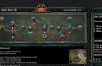 11月6日每日迷宫地图 最短7房间可6钥匙