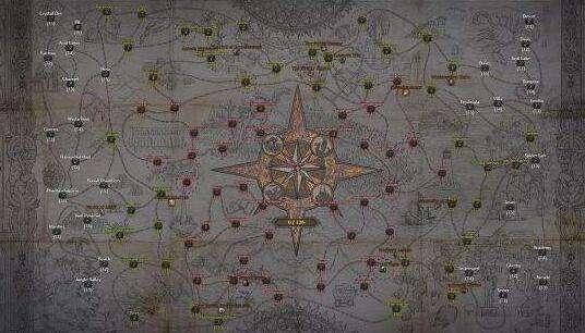 怎么才能完成地图成就 点亮地图是什么意思