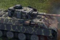 不能说的秘密 V-IV号坦克炮塔另有玄机