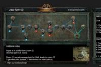 11月10日终极迷宫地图 最短7房间可6钥匙