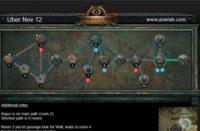 11月12日终极迷宫地图 最短6房间可6钥匙