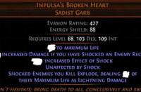 3.1玩家设计暗金登场 闪电系BD超强力核心