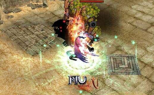 《奇迹MU》奇特的召唤术士 辅助的新时代