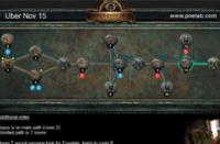11月15日终极迷宫地图 最短7房间可6钥匙