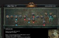 11月17日终极迷宫地图 最短9房间可6钥匙