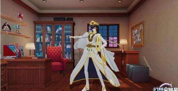《幻想全明星》鲁路修新皮肤皇帝公布