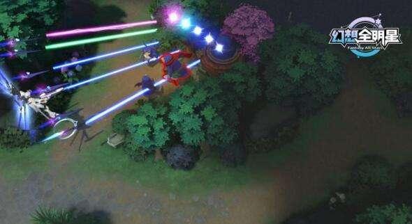 《幻想全明星》最强最帅机体强袭自由登场